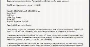 Sample Resume Picture Customer Appreciation Letter Sample