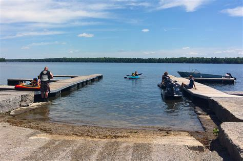 Balsam Lake Boat Launch by Balsam Lake Provincial Park Rv Cing Review Rv Places To Go