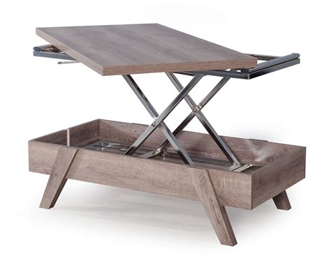Budapest Convertible Coffee Table  Modern Coffee Table