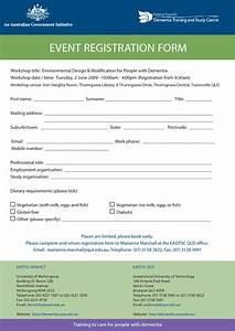 registration form template e commercewordpress With sample workshop registration form template
