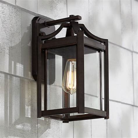 rockford collection 12 1 2 quot high bronze outdoor wall light