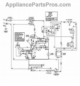 Parts For Maytag Mav8551aww  Wiring Information Parts