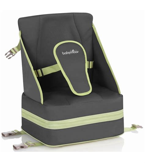rehausseur pied de chaise babymoov up go booster seat