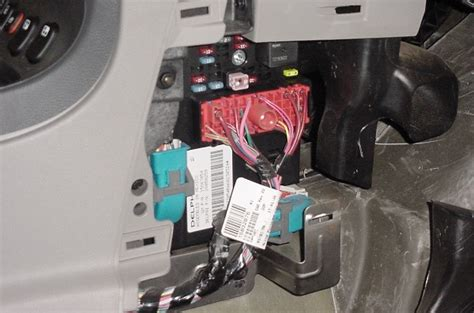 2007 Hhr Fuse Box Location by Fuse Position Chevy Hhr Network