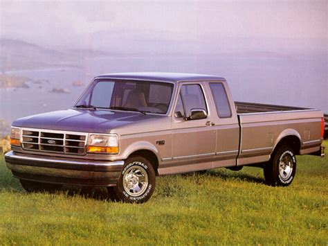 1995 Ford F 150 by 1995 Ford F 150 Overview Cars