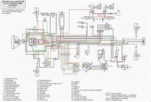 1992 Yamaha 250 Timberwolf Wiring Diagrams
