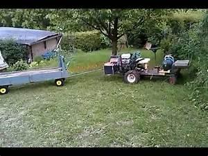Mini Schlepper Gebraucht : rasentraktor mini schlepper mit druckluft youtube ~ Jslefanu.com Haus und Dekorationen