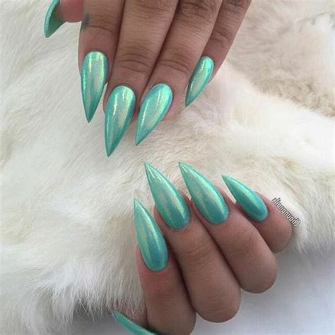 ideas  pointy nails design  inspiration