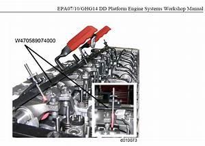 Detroit Diesel Epa07   10    Ghg14  Dd13 Dd15 Dd16  Shop Service Repair Manual Cd