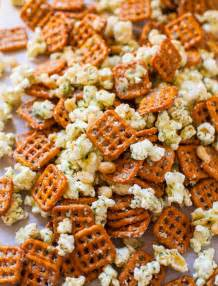 Maple Pumpkin Spice Chex Mix by 5 Minute Dill Pickle Chex Mix Hifow Quick Amp Easy Recipes