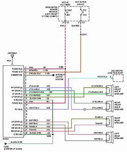 2004 Dodge Ram Radio Wiring Diagram