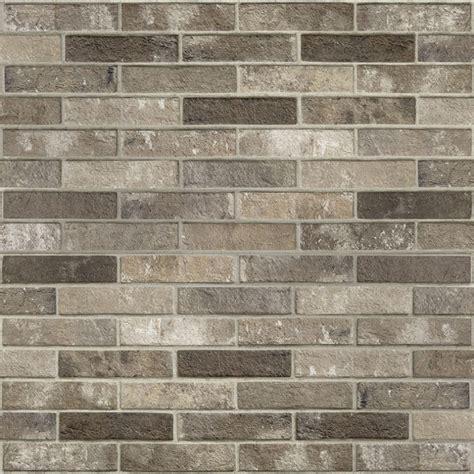 london brown brick tile