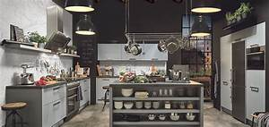 Kunststoff Arbeitsplatte Polieren : moderne graue k chen vielseitig und elegant m bel kraft ~ Buech-reservation.com Haus und Dekorationen