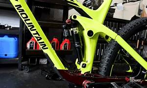 Mountain Bike Suspension Basics  What To Know