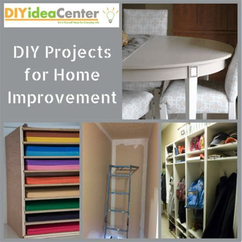 34 DIY Projects for Home Improvement   DIYIdeaCenter.com