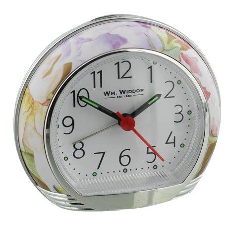 design alarm clock widdop flower design alarm clock widdop alarm clocks