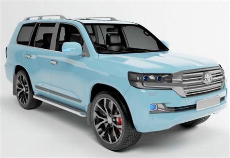 2019 Toyota Land Cruiser Redesign  Toyota Cars Models