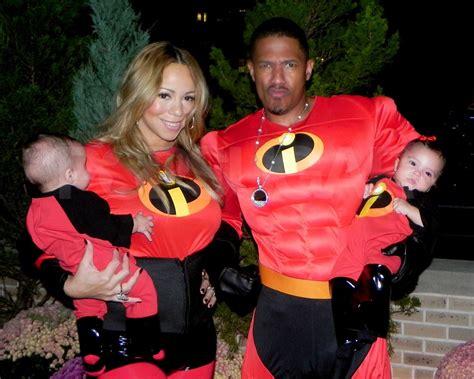 Spirit Halloween Hiring 2017 by Mariah Carey And Nick Cannon Took Their Twins Monroe