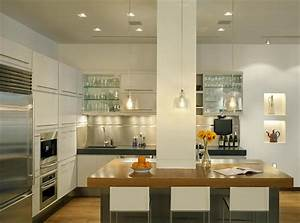 Glass pendant lights over kitchen island : Glass pendant lights for kitchen foto design