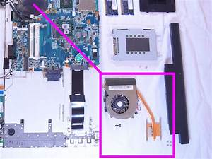 Sony Vaio Pcg-71312l Cooling Fan Replacement