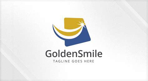 golden smile dental clinic logo logos graphics
