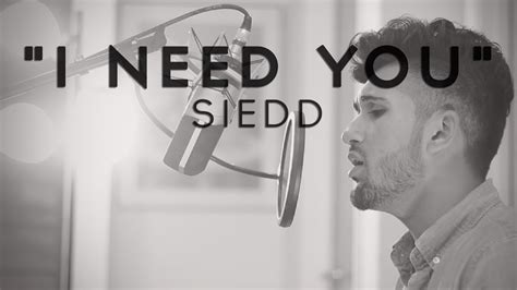 'i Need You' (official Nasheed Cover)
