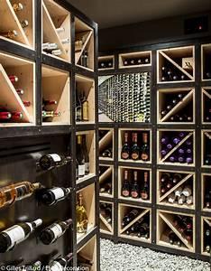 Cave À Vin Design : un chalet typique mais ultra design elle d coration ~ Voncanada.com Idées de Décoration