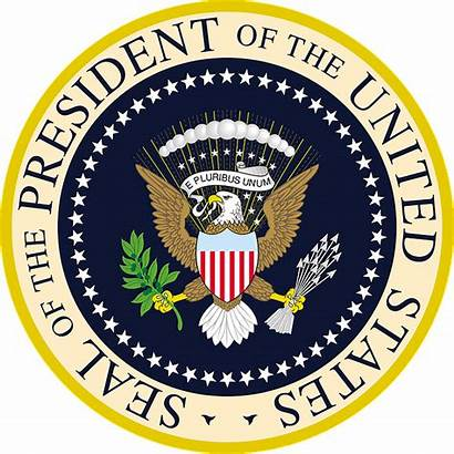 President Law Order Trump Enforcement Seal States