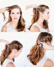 Trendige Hochsteckfrisurenen Selber Machen by Trendige Brautfrisuren 2013 Für Lange Haare Frisuren Selber Machen Wedding Planer Ideas