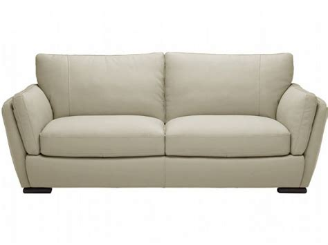 natuzzi editions harlequin 3 seater leather sofa bed lee