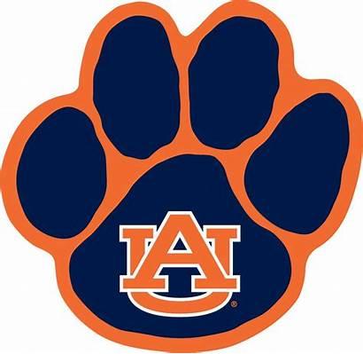 Auburn University Tigers Football College Vector Clemson