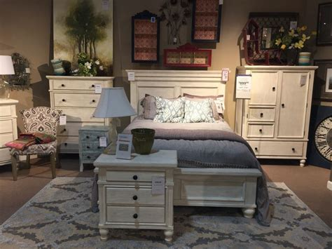 Beds From Bed Store by White Marsilona Panel Bed In Store Display