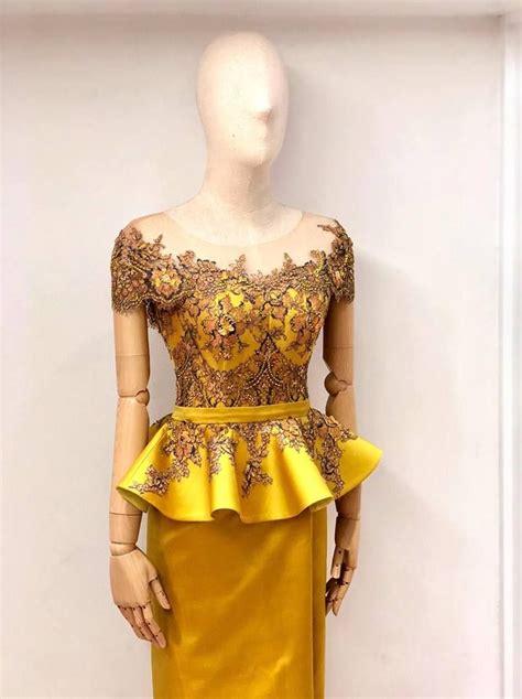 khmer mode   traditional dresses