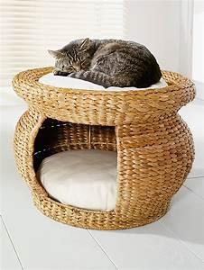 Panier Pour Chat Original : panier chat deco ~ Teatrodelosmanantiales.com Idées de Décoration