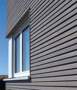 Bardage Claire Voie Horizontal : claire voie mba bois et construction durable ~ Carolinahurricanesstore.com Idées de Décoration