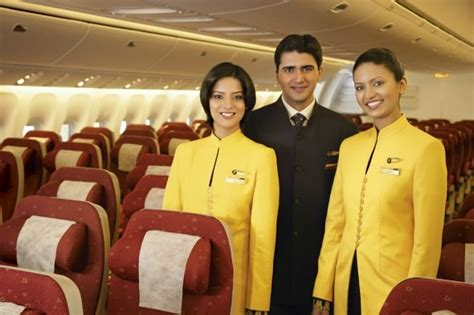 Jet Airways Cabin Crew Jet Airways Cabin Crew Most Harassed By Flyers My