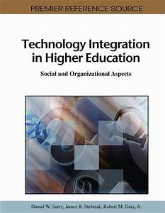 Technology Integration in Higher Education: Social and ...