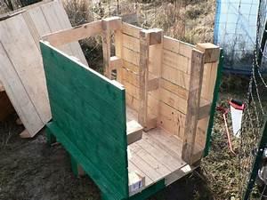 Cabane Pour Poule : poulailler palettes jardins secrets pinterest ~ Premium-room.com Idées de Décoration