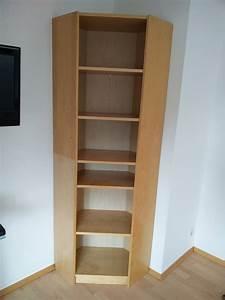 Ikea Billy Buche : eckregal billy ikea buche guter zustand web ~ Buech-reservation.com Haus und Dekorationen