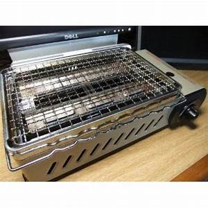 Iwatani a cassette gas-Grilled skewers Yakitori Grill BBQ ...