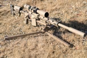 Long Range 308 Sniper Rifle