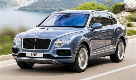 Bentley Bentayga Picture by Bentley Bentayga Diesel Review Price Specs Tech And