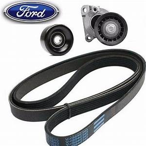 Kit Correia Alternador Ford Focus 2 0 16v Duratec 05  08