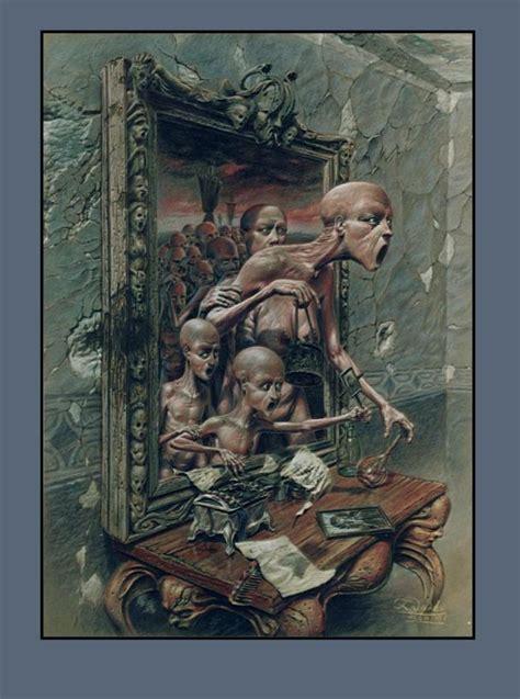 surreal paintings  dariusz zawadzki crispme