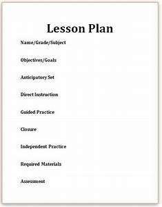 Here U0026 39 S What You Need To Know About Lesson Plans