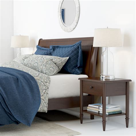 Bedroom Sets Pottery Barn by Pottery Barn Crosby Bedroom Set With Decor