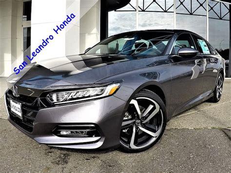 Honda Sales Event| 2019 Honda Accord Sport 2.0t Low Price