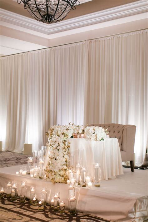 1261 Best Sweetheart Tables Images On Pinterest