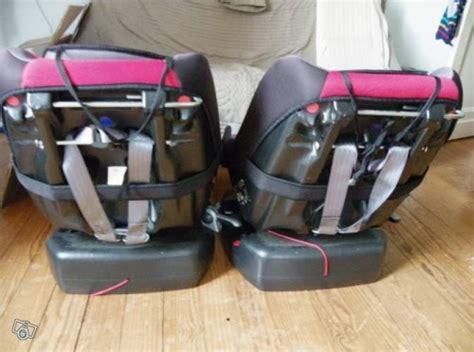 siege auto trottine 2 sièges auto bébé renolux trottine pivotants