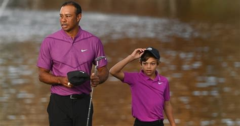 Inside Tiger Woods' Family Life